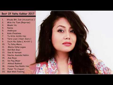 best-of-neha-kakkar-|-top-20-songs-|-jukebox-2018