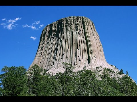 Geology of Devils Tower