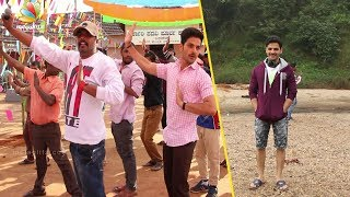 Raju Kannada Medium Movie Making | Gurunandan | Avantika Shetty | Naresh Kumar