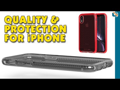 Best iPhone XR and Xs Max Cases from Tech21