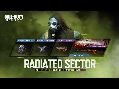 Call of Duty®: Mobile - Radiated Sector