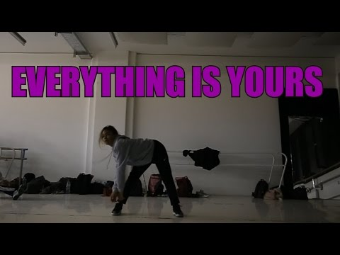 KEHLANI - Everything Is Yours | Choreo by Ysabelle Capitule