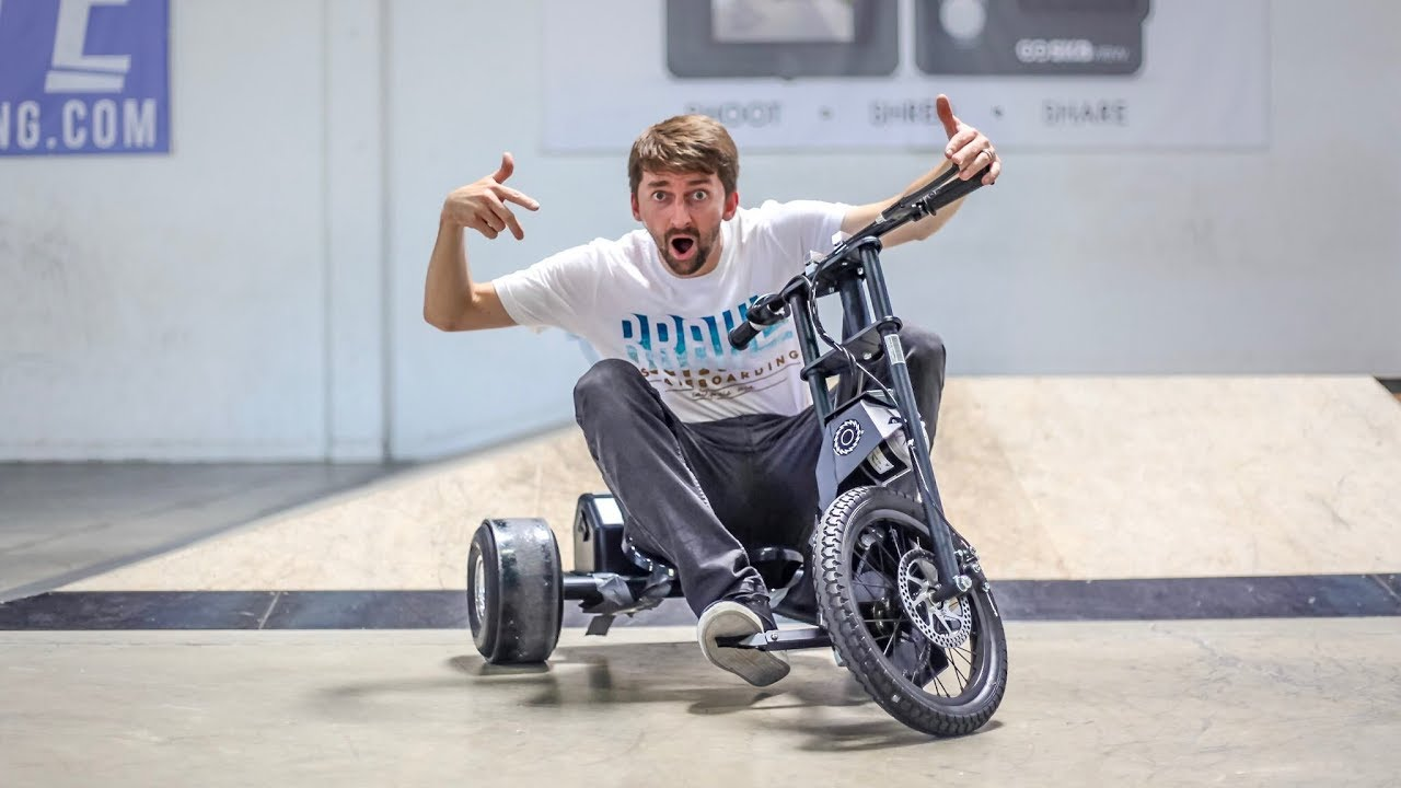 ELECTRIC DRIFT TRIKES!!!
