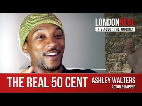 What 50 Cent is REALLY Like - Ashley Walters | London Real