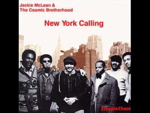 Camel Driver, New York Calling LP by Jackie McLean & the Cosmic Brotherhood