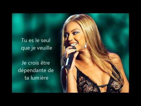 Beyonce - Halo French Lyrics