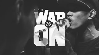 THE WAR IS ON EP.9 - LIBERATE P. VS PRATYAMIC | RAP IS NOW