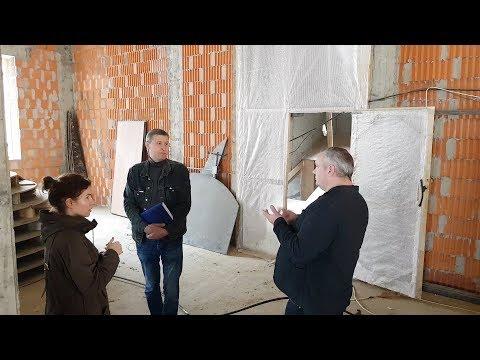ITER Design VLOG#18: Реконструкция дома 1500 м2, экскурсия в ЖК Фили Град, окончание ремонтных работ