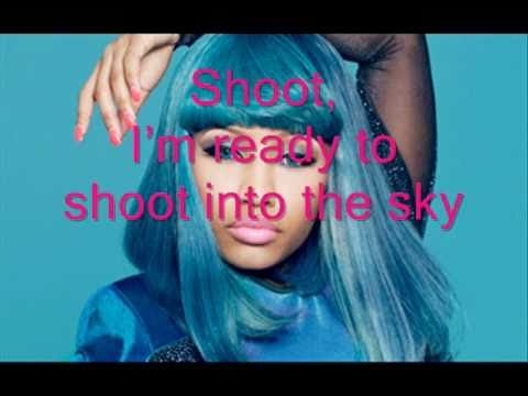 Last chance - Nicki minaj ft. Natasha bedingfield ~ LYRICS