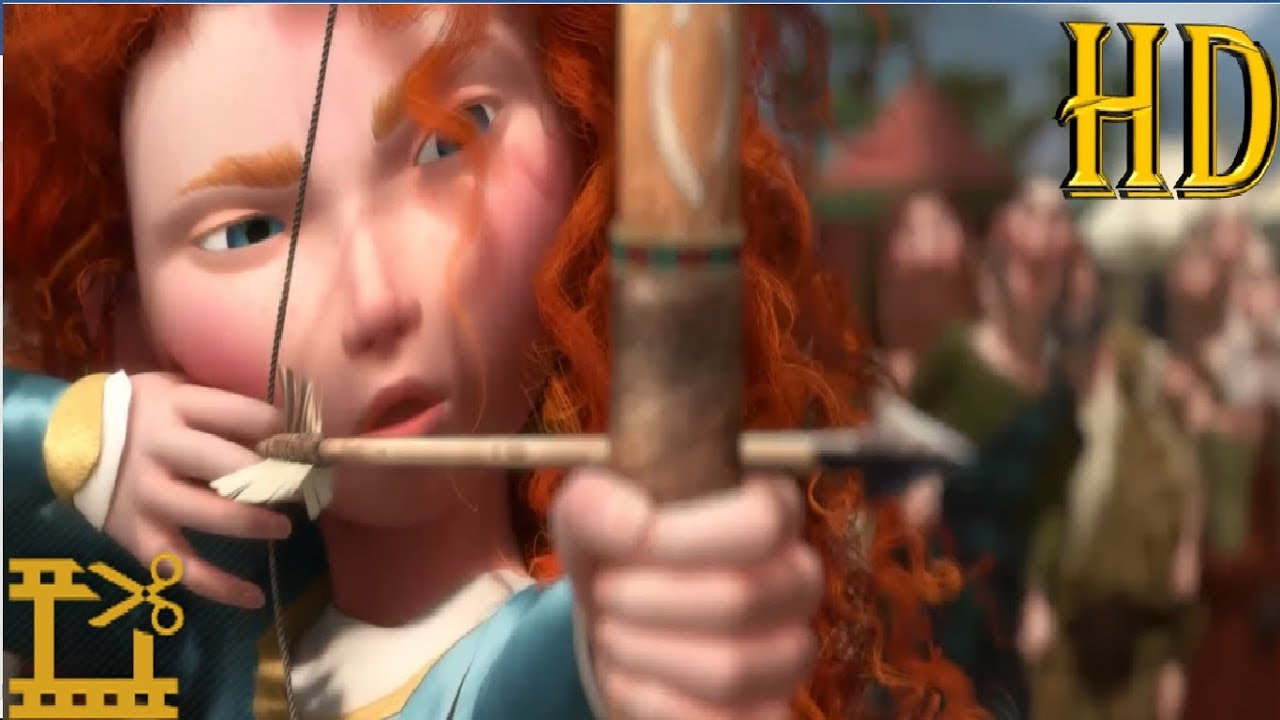 Download Brave (2012) - Suitor Contest (2) | HD