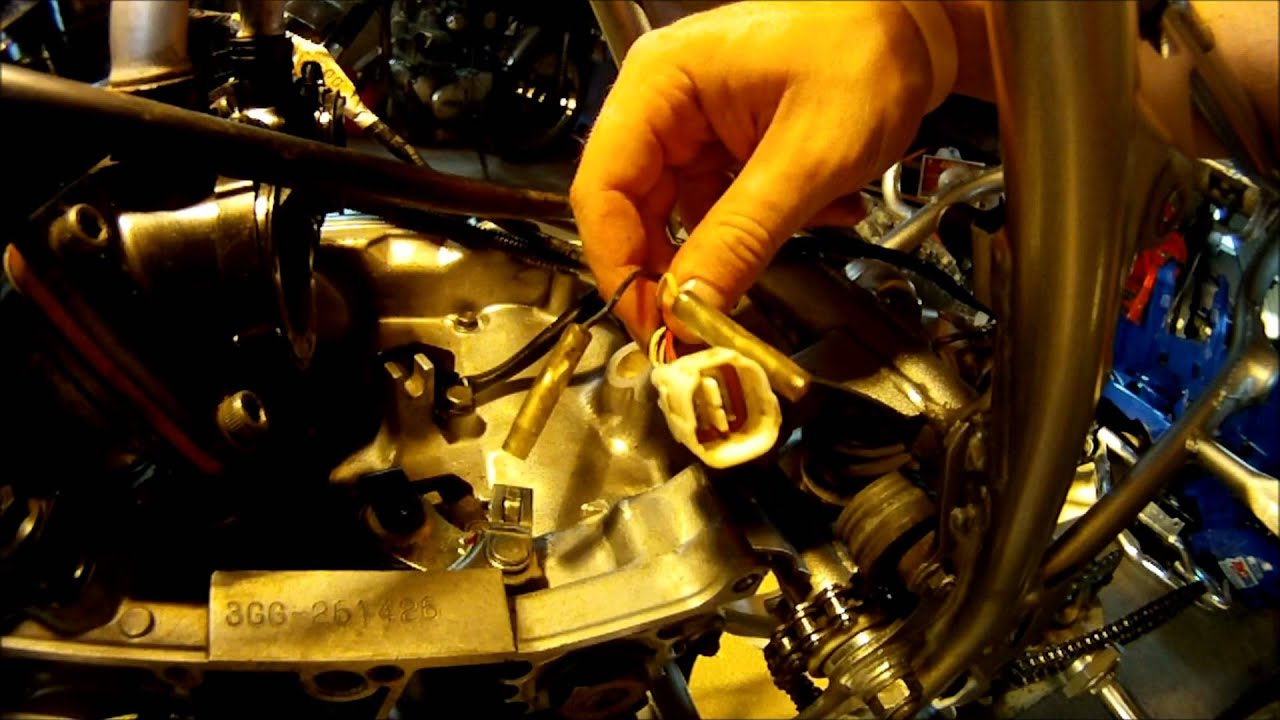 hight resolution of yamaha banshee engine install part 5 of 5