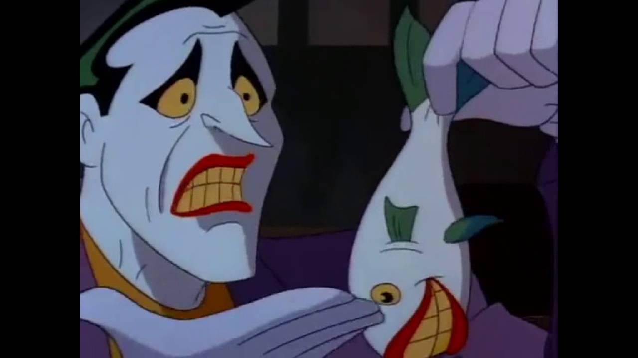 Favorite Joker Scenes Batman The Animated Series