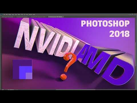 Photoshop CC 2018: How to Choose a Graphics Card