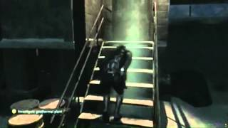 CLASSIC: Splinter Cell: Double Agent Mission 1