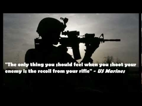 US Marines corps Quotes