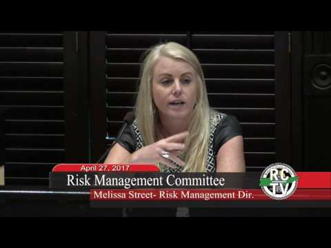 Risk Management Committee - April 27, 2017