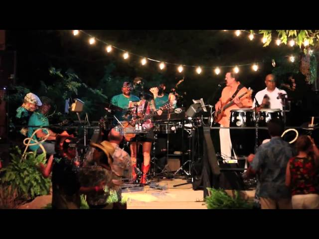 Yelba's Variety Band at Bernhardt Winery