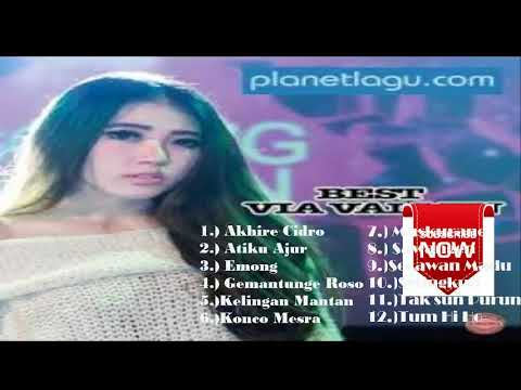 Via Vallen Best Populer Full Full Album 2017-2018