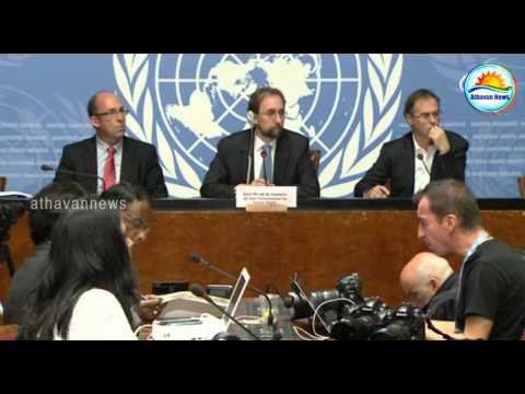 UN calls for special court to prosecute Sri Lanka war crimes
