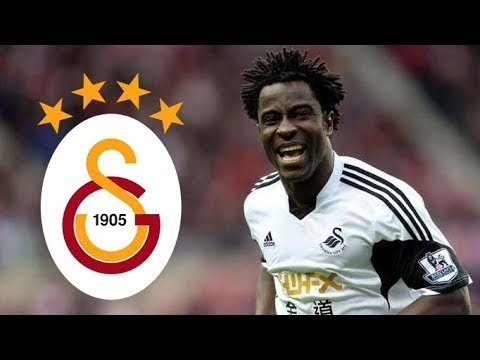 Wilfried Bony | 2019 | Welcome to Galatasaray | Dribbling Skills,Goals and Passes| HD
