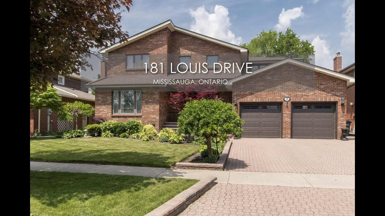 181 louis dr mississauga youtube