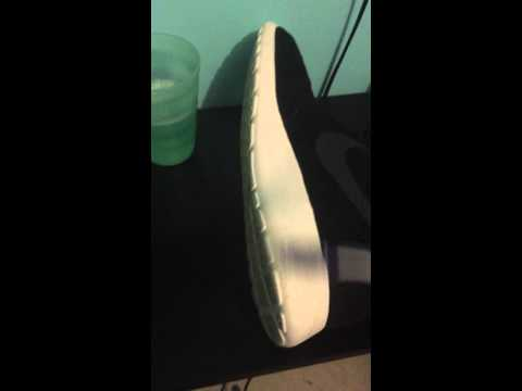 How to clean Nike roshe runs without shoe cleaner