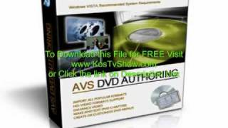 Download AVS DVD Authoring 1.3.4.52 with Activation Key.mp4