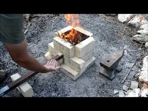 Oroshigane, Making Steel