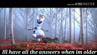 Download Lagu When i am older Lyrics  Frozen II mp3