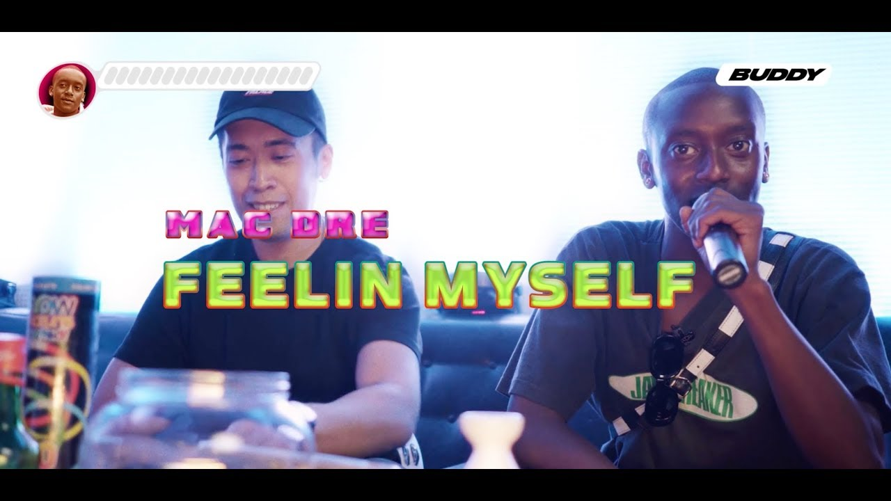 BUDDY does the first Mac Dre karaoke cover, vows to be the Karaoke King
