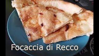 Секретный рецепт самой вкусной итальянской фокаччи!