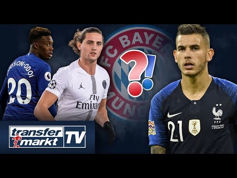 Hudson-Odoi, Hernández & Co.: So steht's um die Bayern-Gerüchte | TRANSFERMARKT