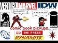 comic book pickups ep 52 - kinetic, man-bat and more