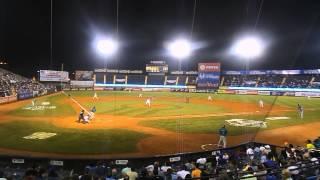 Temp 14-15 Navegantes del Magallanes Vs Bravos de Margarita 1er juego