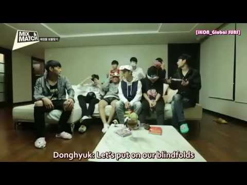 [Unreleased][Eng Sub] iKon - playing Treasure Hunt