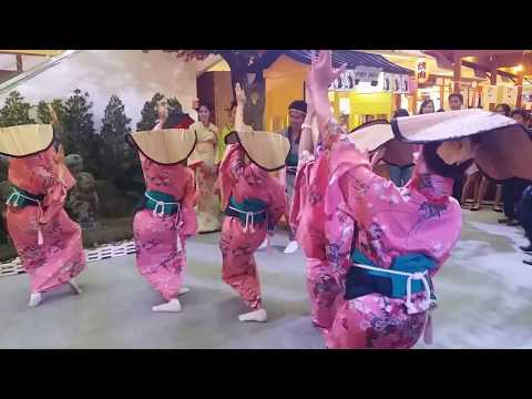 Japanese Cauture Dance ♡ To The Heritage of Kyoto Event : Seacon Square 20171208-17