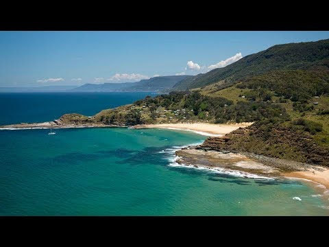 from Garie Beach to Burning Palms Beach - Royal National Park