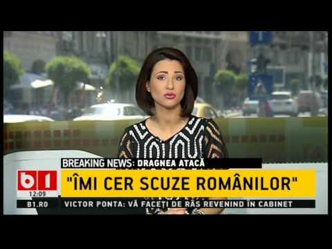 STIRI B1 TV- 22 iunie ORA 12 ACTUALITATEA DIN ROMANIA