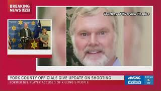 Rock Hill shooting investigation update: 5 killed, 1 shot by alleged ...
