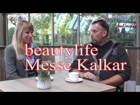 Beauty live Messe Kalkar - Inview mit Gianna Koster