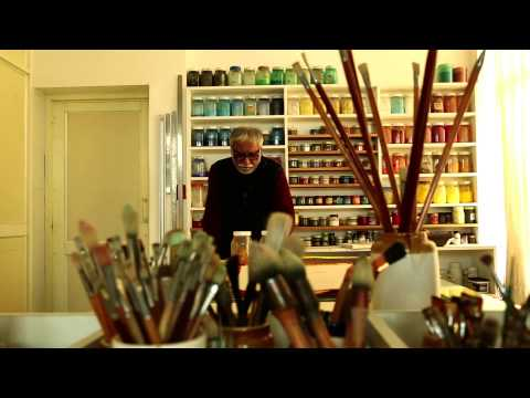 artist sidharth studio