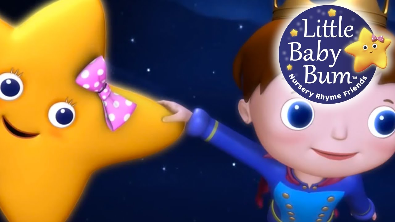 Twinkle Twinkle Little Star | Nursery Rhymes |