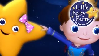 "Twinkle Twinkle Little Star | Nursery Rhyme | ""The Prince And The Star"" from LittleBabyBum"