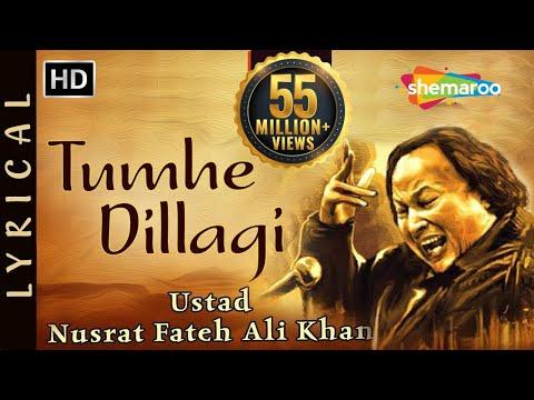 Tumhein Dillagi Bhool Jani Paray Gi | Nusrat Fateh Ali Khan | Lyrical Qawwali | Shemaroo Punjabi
