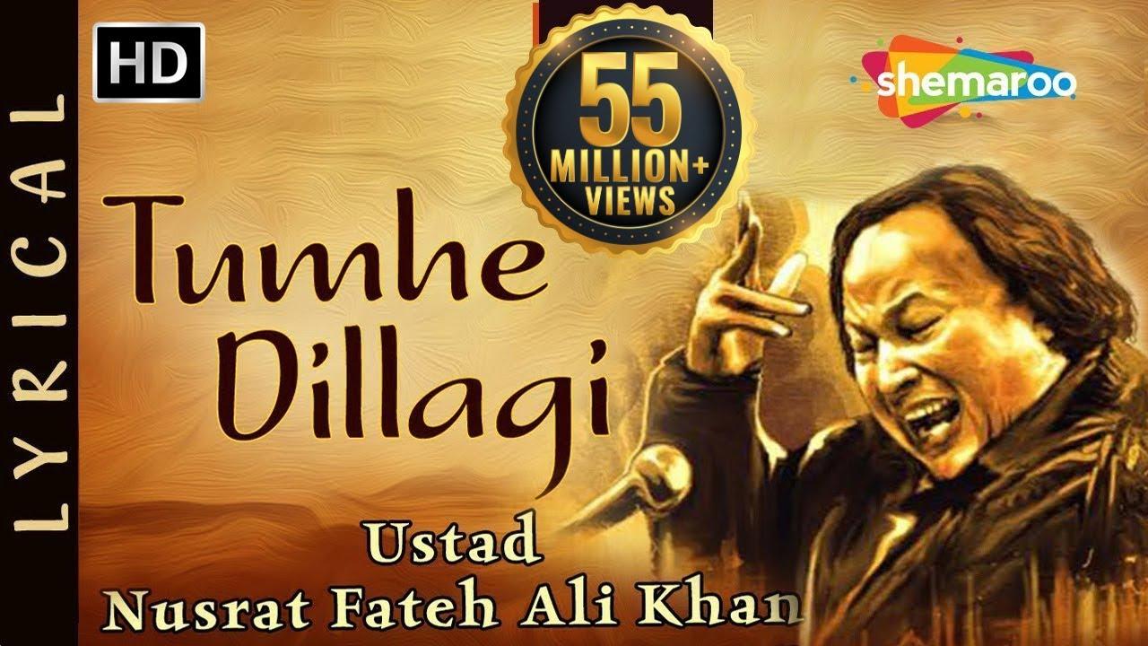 Download Tumhein Dillagi Bhool Jani Paray Gi   Nusrat Fateh Ali Khan   Lyrical Qawwali   Shemaroo Punjabi