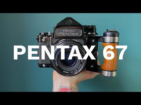 Pentax 67  -  Getting back into Medium Format?