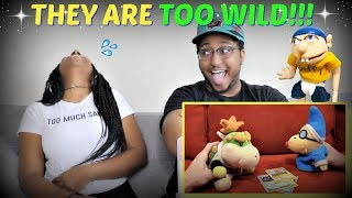 "SML Movie: ""Jeffy's Pokemon Card!"" REACTION!!!"