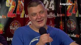 TABU na #polandrock2018 (fragment wywiadu)