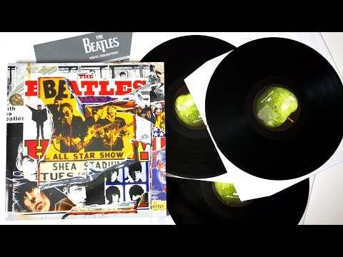The Beatles – Anthology 2 – The Beatles Vinyl Collection Unboxing