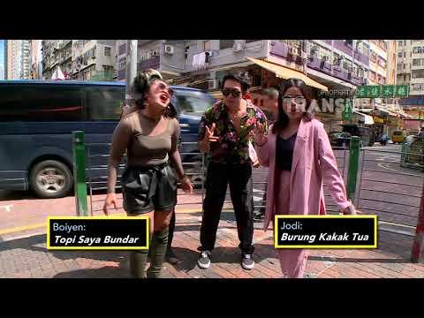 MISSION X - Haduh Melky Gak Hafal Lagu Anak Anak! (26/8/18) Part 1